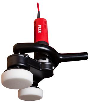 Эксцентриковая полировальная машина Flex с двумя дисками до 160 мм L 1506 VR2/160