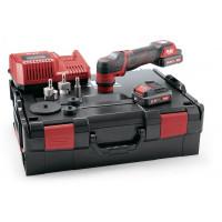 Умная аккумуляторная полировальная машина Flex PXE 80 10.8-EC/2.5 Set