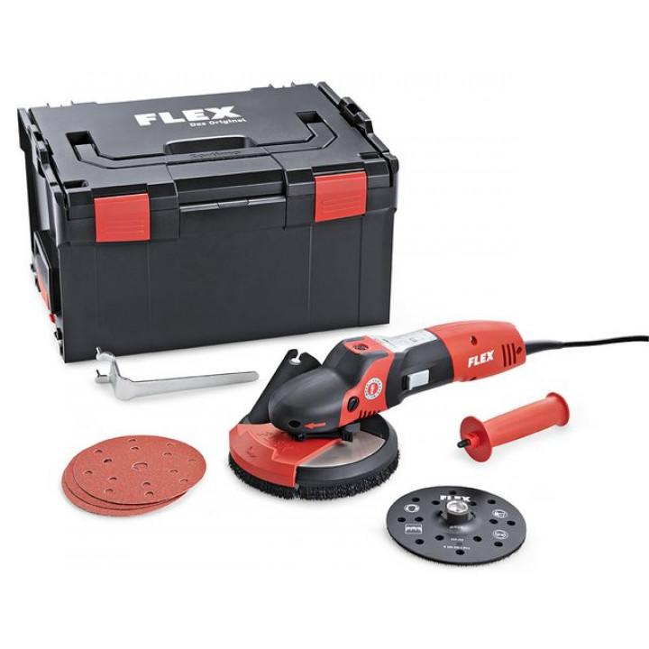 Шлифовальная машина Flex SUPRA SE 14-2 150 Set