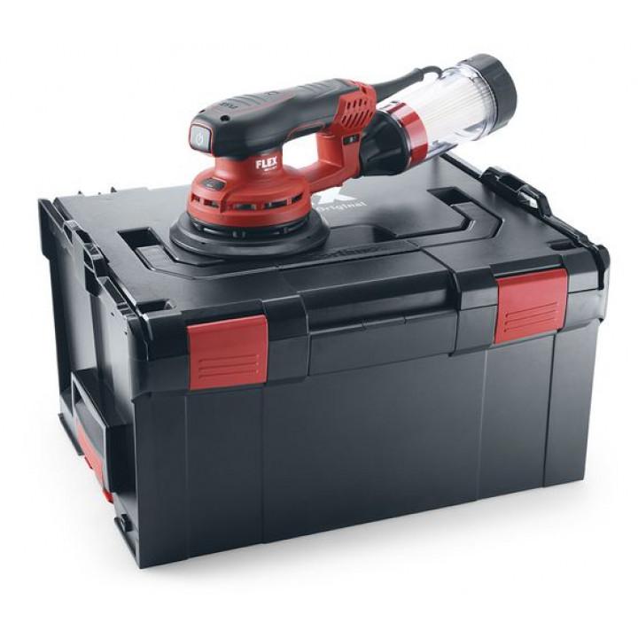 Эксцентриковая шлифовальная машина Flex ORE 5-150 EC Set