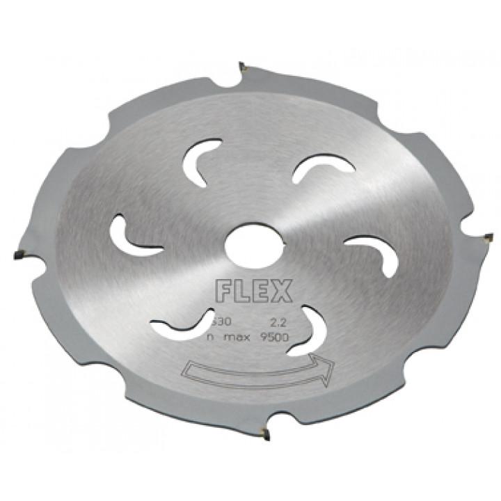 Алмазный пильный диск Flex D160x2,2x20 DIA Z4-S