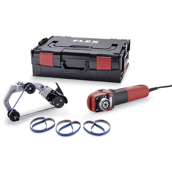 Ленточная машина Flex BRE 8-4 9 для шлифования труб TRINOXFLEX, комплект