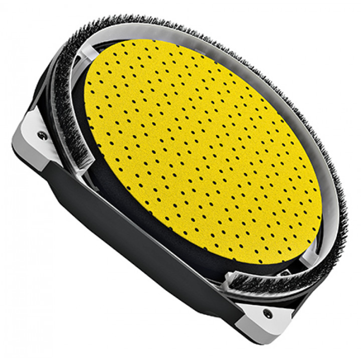 Сегментная шлифовальная головка Flex с поворотным боковым сегментом MH-R D225