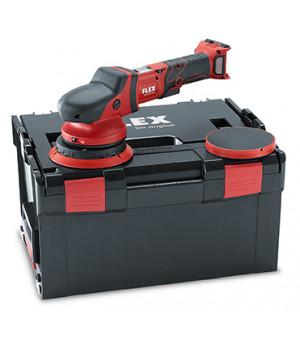 Аккумуляторная эксцентриковая полировальная машина Flex XFE 15 150 18.0-EC