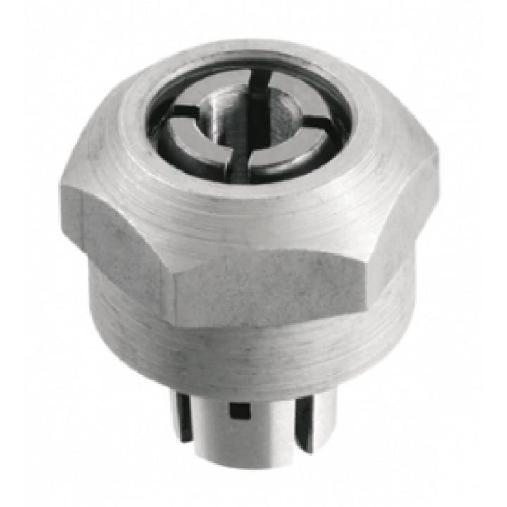 Цанговый зажим Flex с зажимной гайкой, 6 мм