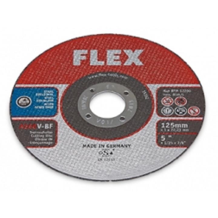 Отрезной диск Flex тонкий Trennsch.Edelst.125x1x22,23