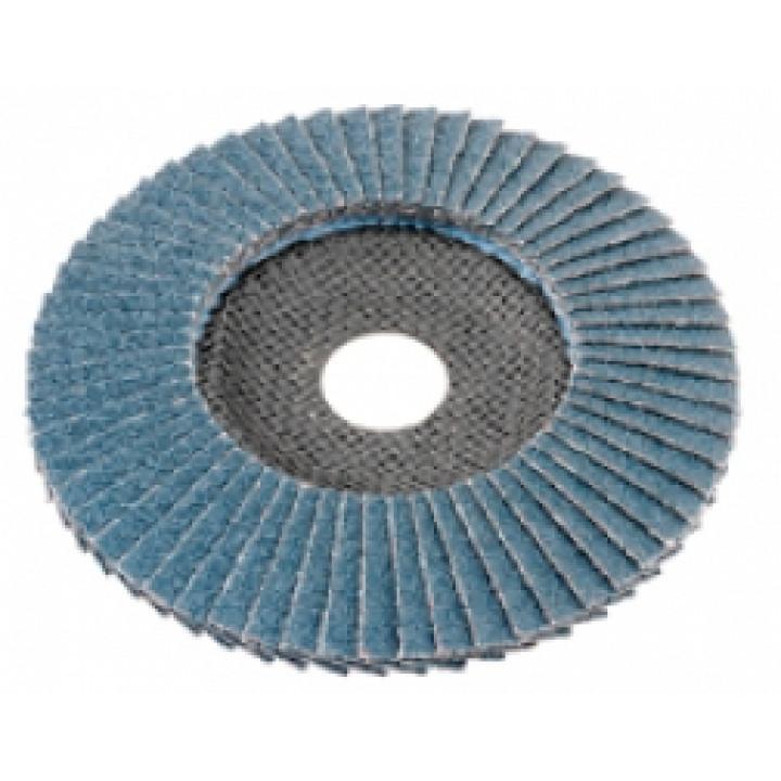 Лепестковый шлифовальный диск Flex выпуклый 125, P 80