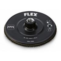 """Тарельчатый шлифовальный круг Flex с креплением шлифовальных средств на """"липучке"""" 125, M14"""