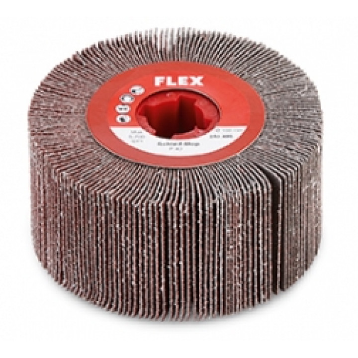 Шлифовальный наборный круг Mop Flex P180 D100x50