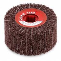 Шлифовальный наборный круг Mop с насадками из нетканого полотна Flex P80/A160