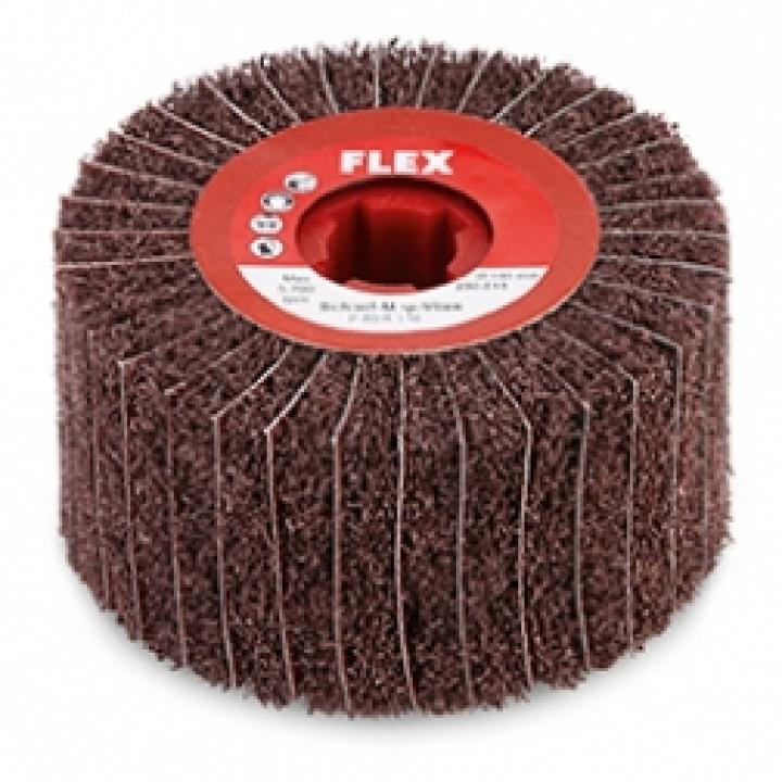 Шлифовальный наборный круг Mop с насадками из нетканого полотна Flex P150/A280