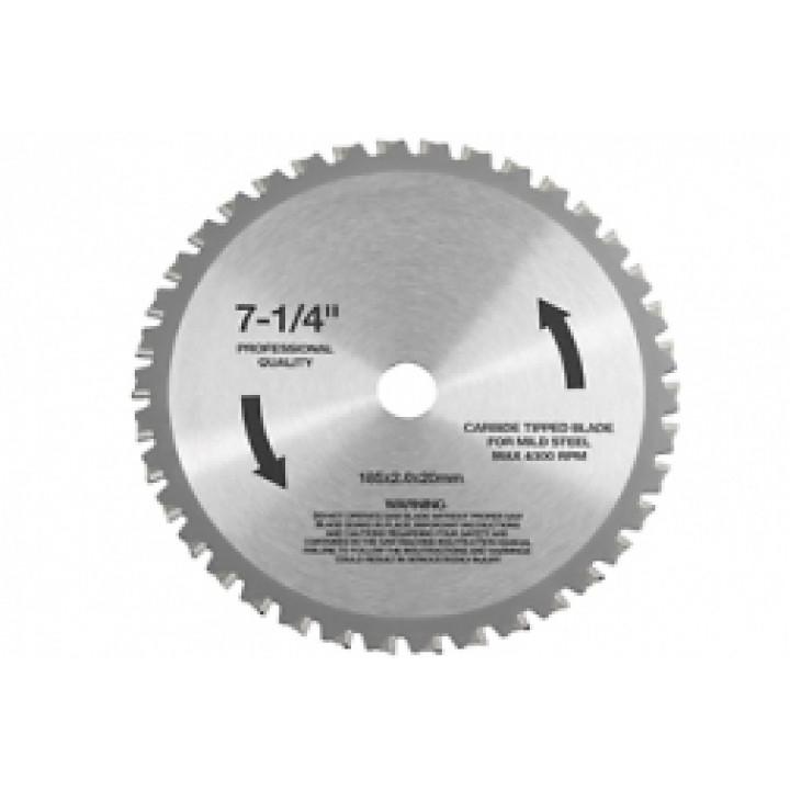 Твердосплавное пильное полотно по стали Flex CSM 4060
