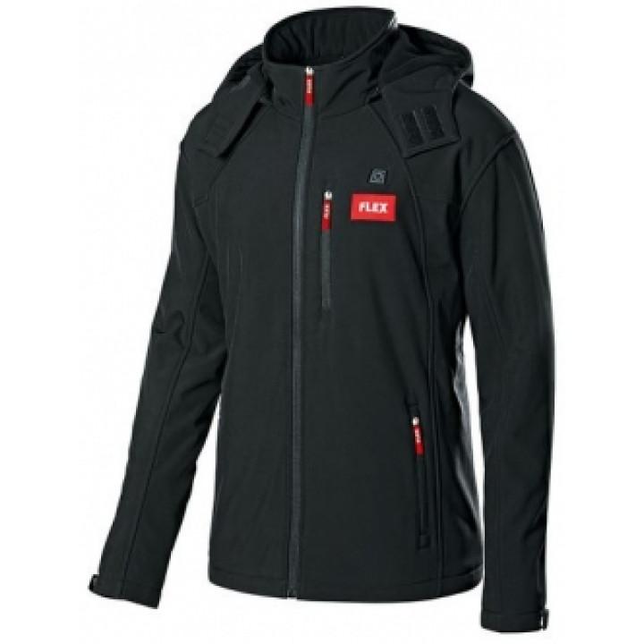 Куртка с подогревом с питанием от аккумулятора Flex TJ 10.8/18.0 L