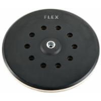 """Тарельчатый шлифовальный Flex круг с креплением шлифовальных средств на """"липучке"""" круглый SP-M D225-10"""