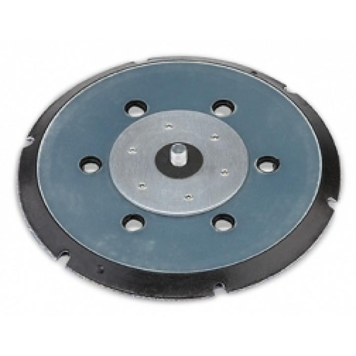 """Тарелка шлифовальная Flex круг с креплением на """"липучке"""" SP-H D150-6 X1107"""