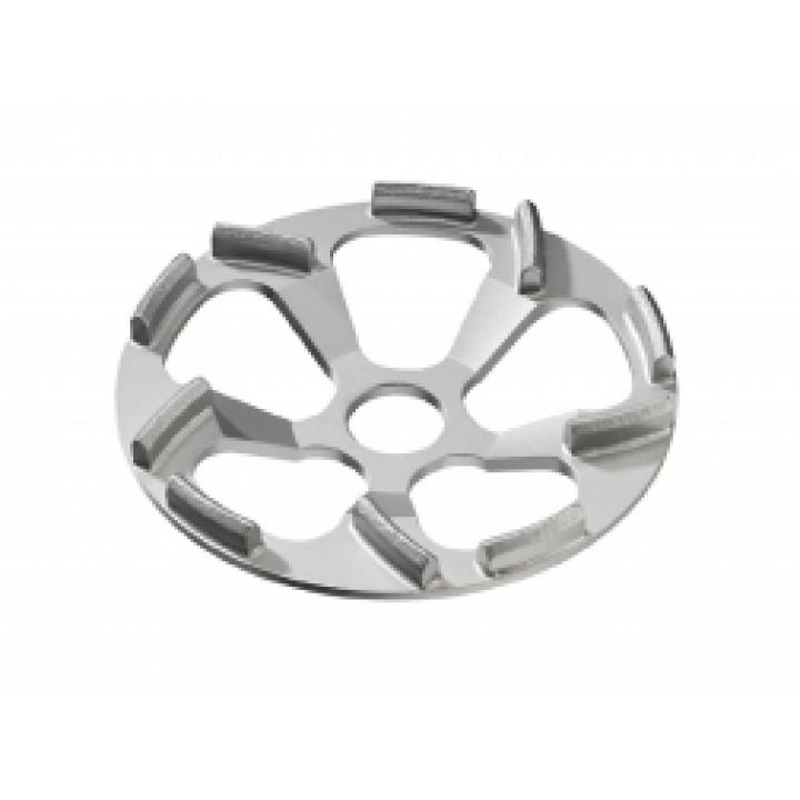 Алмазный шлифовальный круг Flex тарельчатой формы Thermo-Whirljet D125 28x23,5