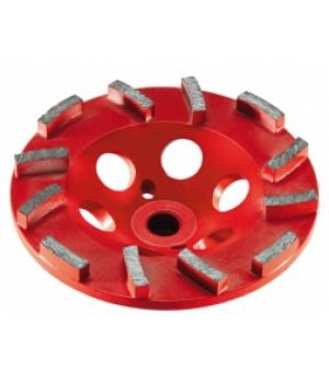 Алмазный шлифовальный круг тарельчатой формы Flex Estrich-Jet D115 C M14