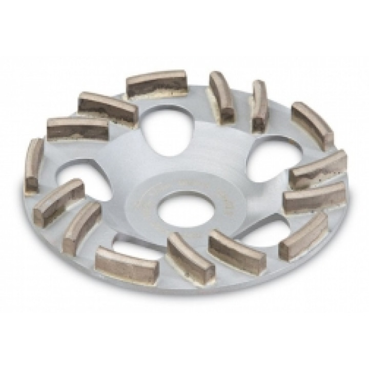 Алмазный шлифовальный круг Flex тарельчатой формы Thermo-Jet D125 22,2
