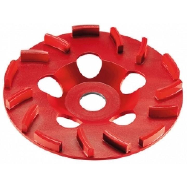 Алмазный шлифовальный круг тарельчатой формы Flex E-Jet D150 22,2