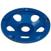Поликристаллический алмазный шлифовальный круг Flex тарельчатой формы PKD-Jet 5-Cut D125 22,2