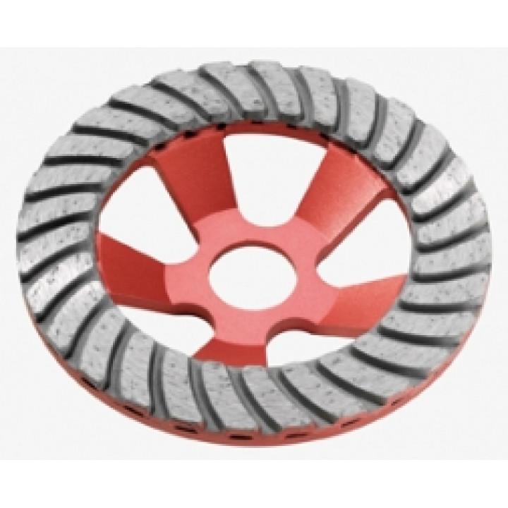 Алмазный шлифовальный круг Flex тарельчатой формы Turbo-Jet D125 22,2