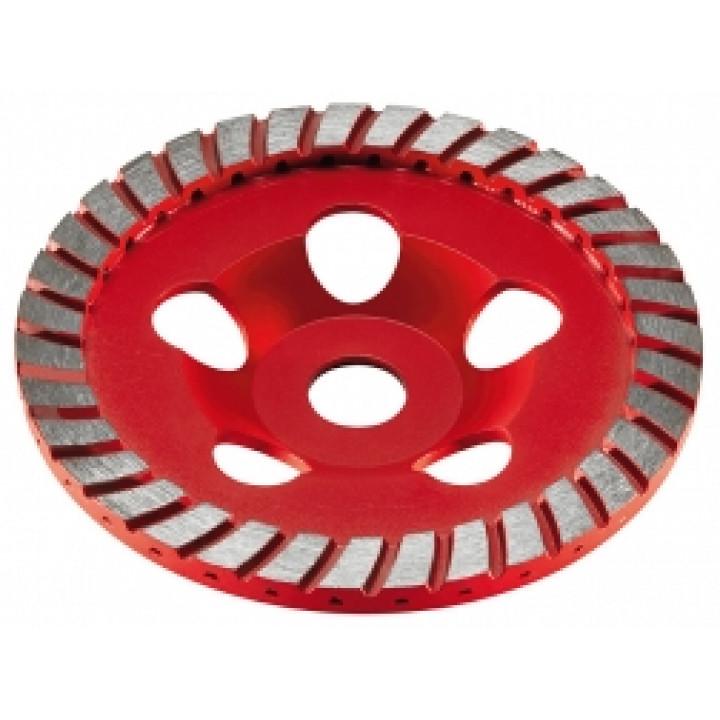 Алмазный шлифовальный круг тарельчатой формы Flex Turbo-Jet D150 22,2