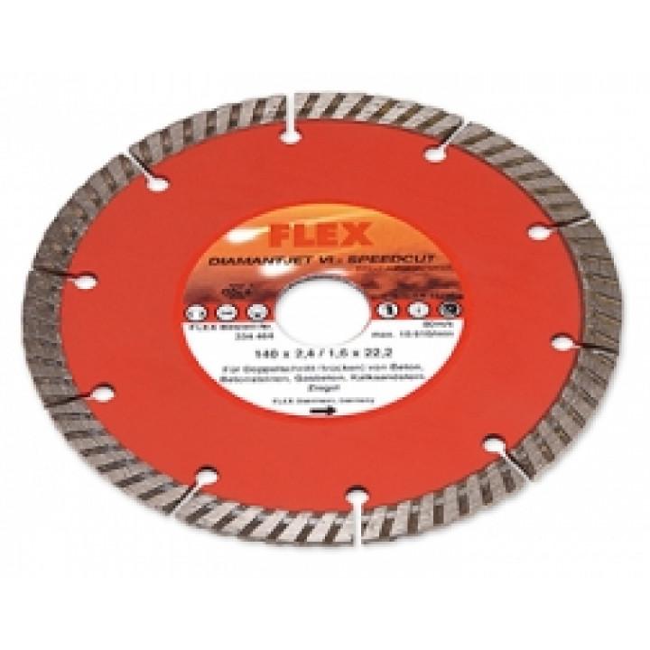Быстрорежущий алмазный диск Flex Diamantjet VI - Speedcut