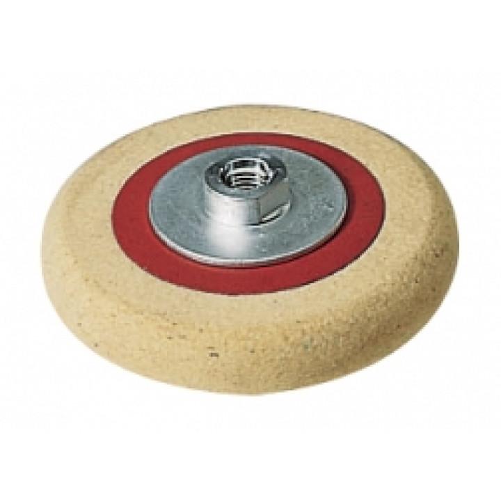 Фетровый тарельчатый круг Flex D125