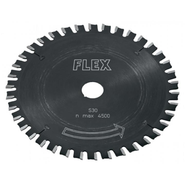 Пильный диск Flex для резки металла D160x1,8x20 HM Z38-WZ