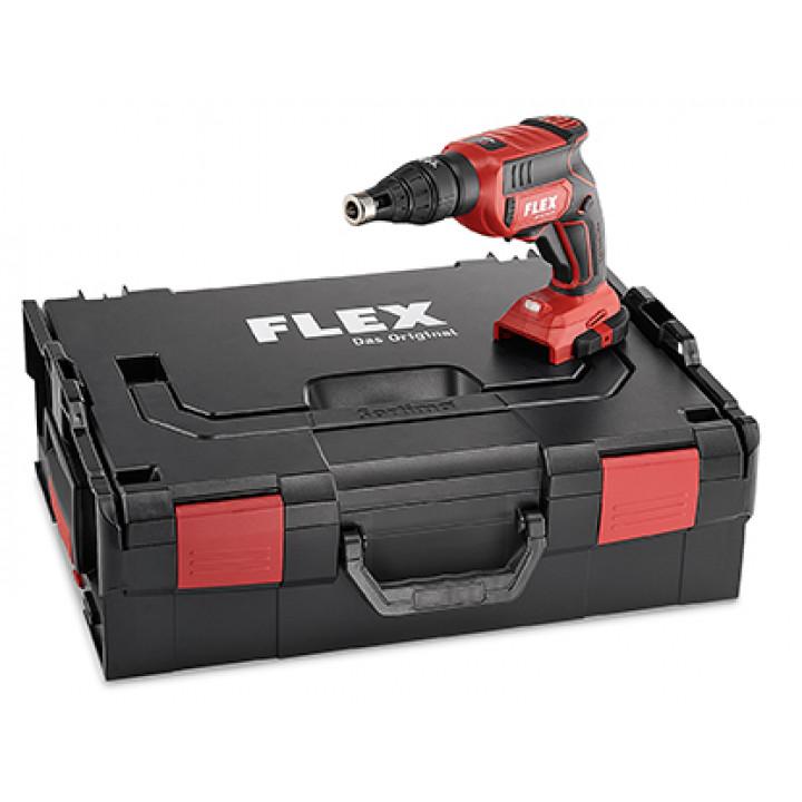 Аккумуляторный шуруповерт для гипсокартона Flex DW 45 18.0-EC