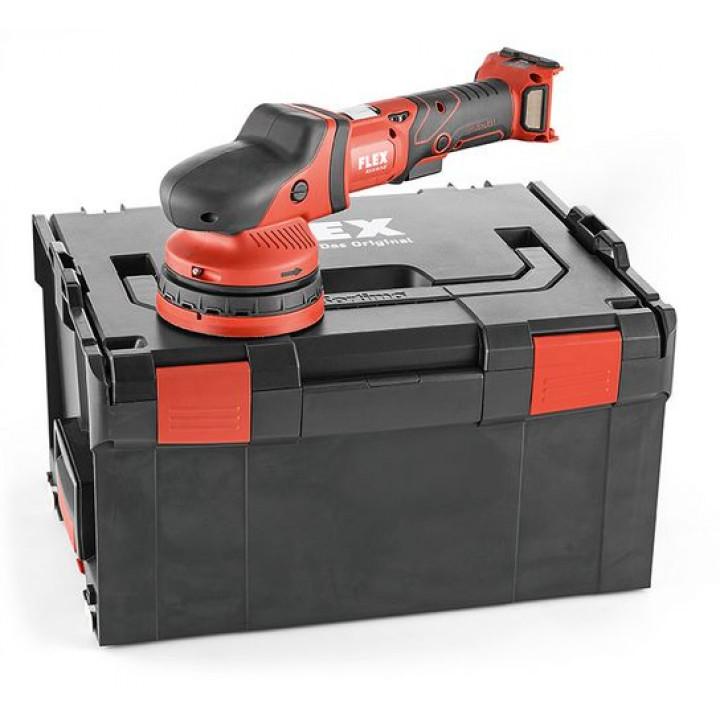 Аккумуляторная эксцентриковая полировальная машина с приводом принудительного действия Flex XCE 8 125 18.0-EC