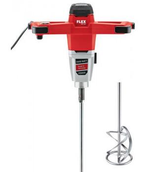 Двухскоростной миксер с трехступенчатой регулировкой частоты вращения Flex MXE 1602 + WR3R 160