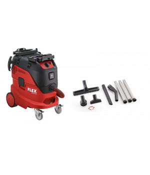 Безопасный пылесос с автоматической очисткой фильтра, 42 л, класс L Flex VCE 44 L AC-Set