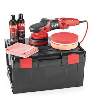 Эксцентриковая полировальная машина Flex XFE 7-15 125 P-Set