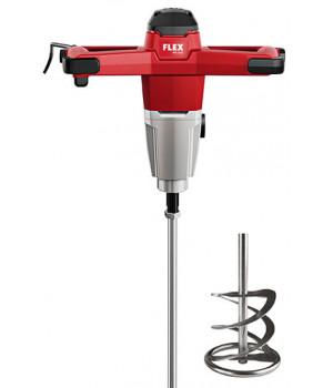 Двухскоростной миксер - перемешиватель Flex 1010 Вт с кнопкой регулировки скорости MXE 1002 + WR2 120