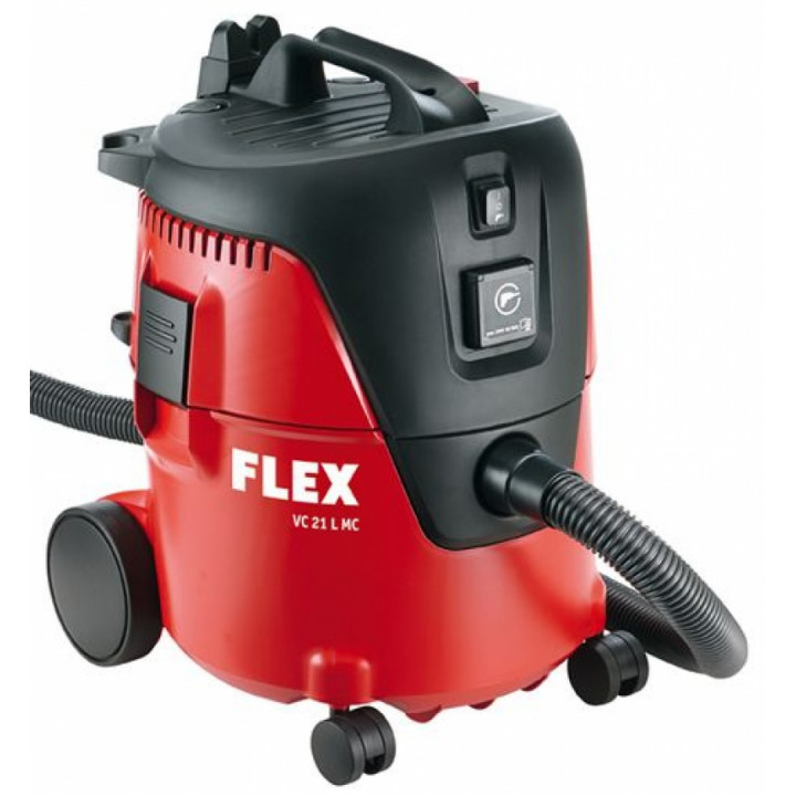 Безопасный пылесос Flex с ручной очисткой фильтра, 20 л, класс L