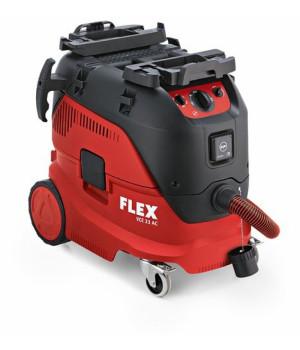 Безопасный пылесос Flex с автоматической очисткой фильтра, 30 л, класс M
