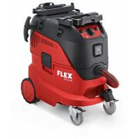 Безопасный пылесос Flex с автоматической очисткой фильтра, 42 л, класс M