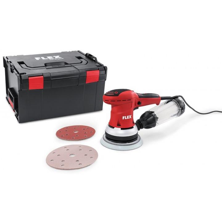Шлифовальная машина Flex ORE 150-3 Set