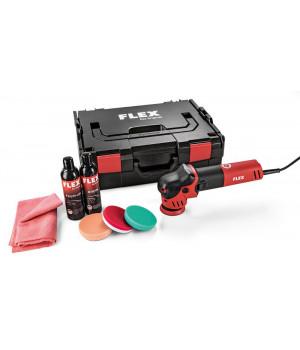 Эксцентриковая полировальная машина  Flex XFE 7-12 80 P-Set для небольших площадей