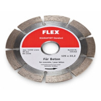 Алмазный режущий диск Flex Diamantjet по бетону Standard Beton
