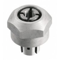 Цанговый зажим Flex с зажимной гайкой,  8 мм