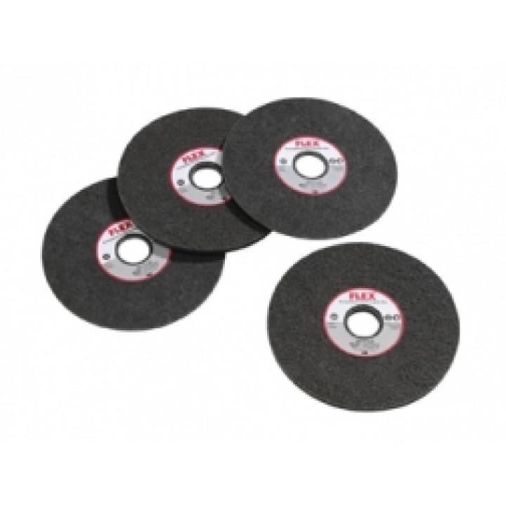 Прессованный шлифовальный диск Flex жесткий 152 x 6 x 25 мм