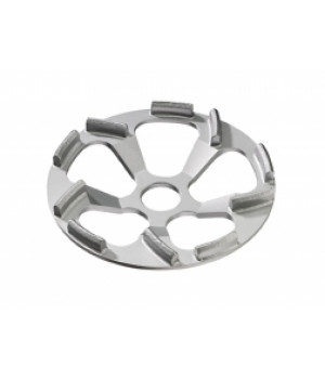 Алмазный шлифовальный круг Flex тарельчатой формы Thermo-Whirljet