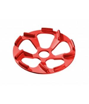 Алмазный шлифовальный круг Flex тарельчатой формы Estrich-Whirljet