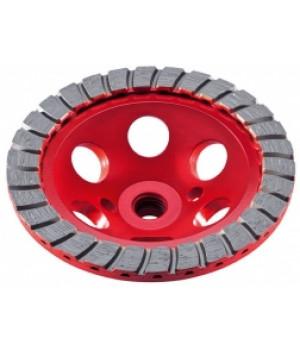 Алмазный шлифовальный круг тарельчатой формы Flex Turbo-Jet D115 C M14