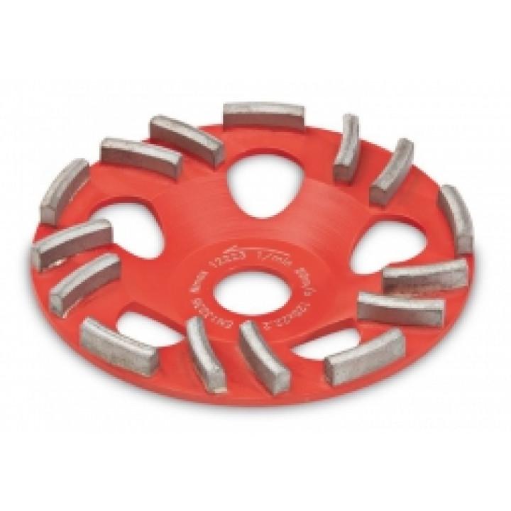 Алмазный шлифовальный круг Flex тарельчатой формы Estrich-Jet D125 22,2
