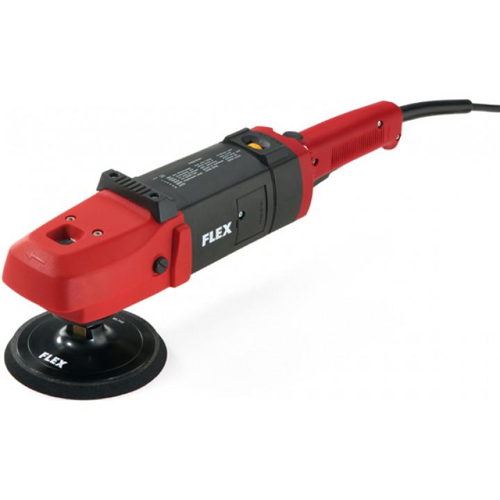 Шлифовально-полировальная машина Flex для обработки натурального камня с защитным кожухом LK 602 VR