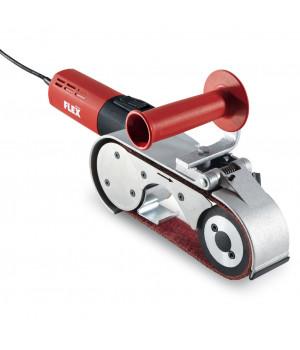 Ленточная машина Flex для шлифования сварных швов и труб мощностью 1200 Вт LBR 1506 VRA 230/CEE