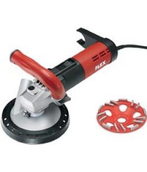 Компактная шлифовальная машина Flex для санационных работ, для шлифовки без пыли Ø125 LD 15-10 125
